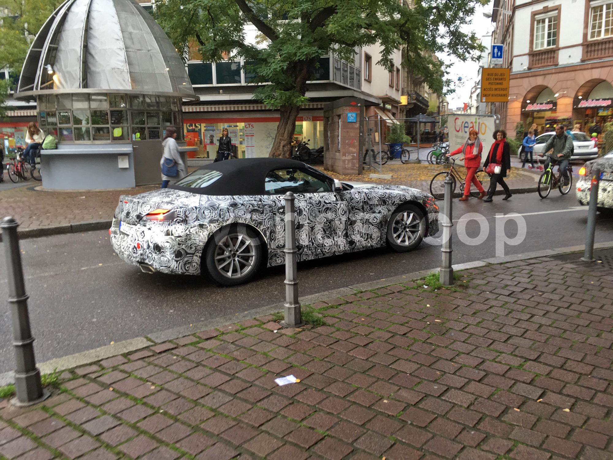 2018 - [BMW] Z4 (G29) - Page 4 BMWZ4_1
